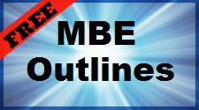 Free MBE Outlines