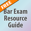 Bar Prep Resource Guide
