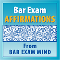 Bar Exam Affirmations