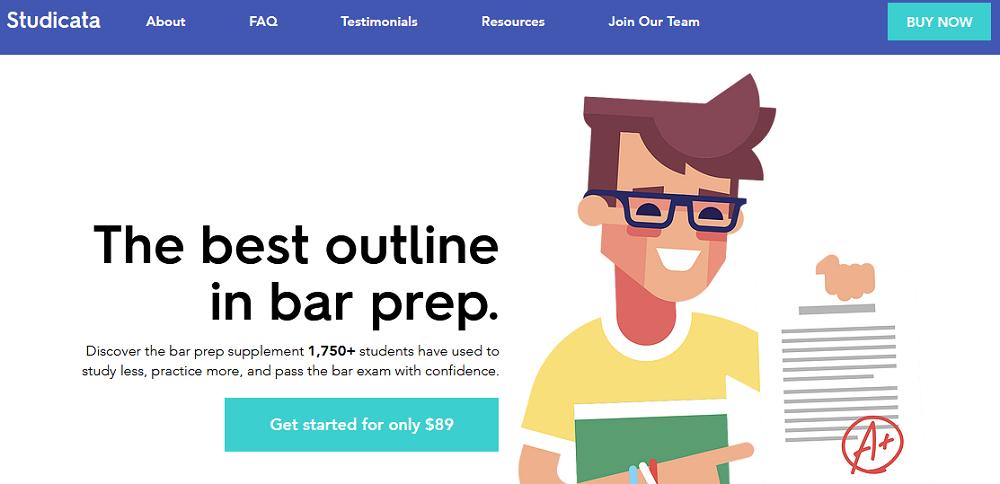 Studicata Outlines Review - Bar Exam Mind
